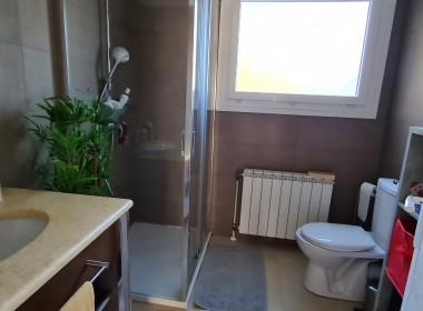 salle de douche rez de jardin